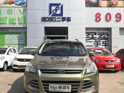福特 翼虎  2013款 1.6T 兩驅舒適型