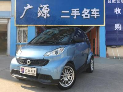 Smart Fortwo  Coupe 1.0 MHD 新年特别版图片