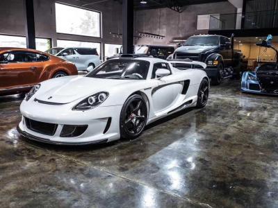 保时捷 911  2004款 Carrera GT 5.7L 手动