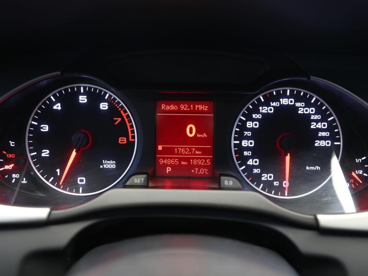 奥迪 奥迪A4L  2010款 A4L 2.0T标准型图片