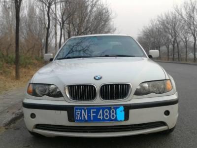 宝马 宝马3系  2002款 325xi 2.5L图片