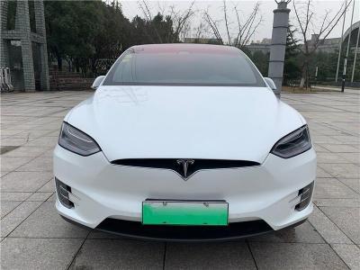 2018年4月 特斯拉 Model X 75D图片