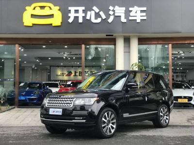 2019年3月 路虎 揽胜行政版 5.0T SC AB 尊崇创世加长版 汽油型图片
