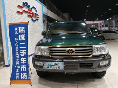 豐田 蘭德酷路澤 2005款4.7L VX-R圖片
