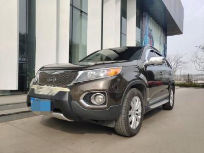 起亞 索蘭托  2012款 2.4L 汽油豪華版