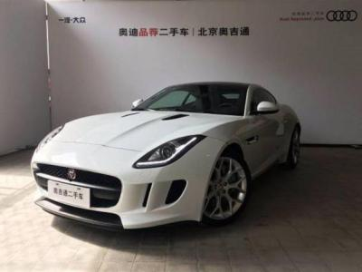 捷豹 F-Type  S AWD Convertible 3.0T