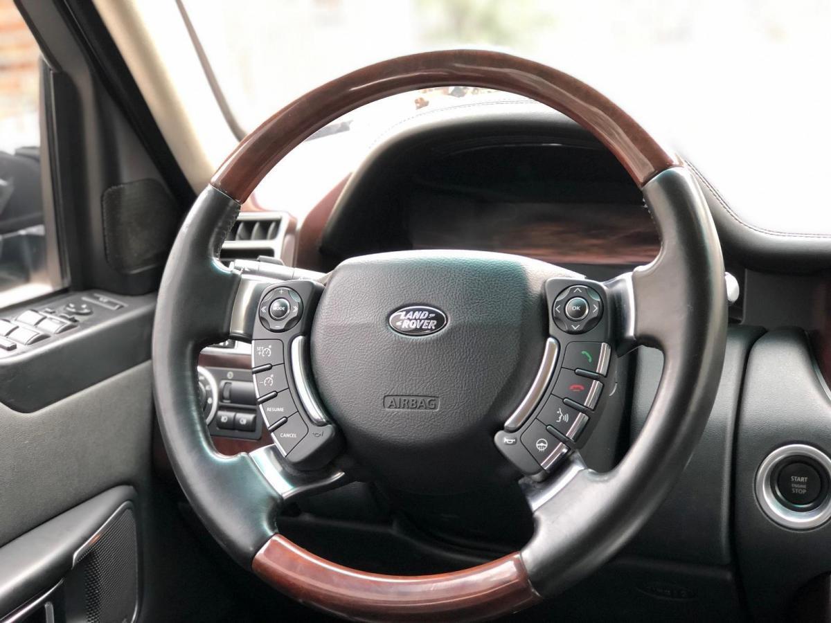 路虎 揽胜行政版  2010款 5.0T SC 汽油型图片
