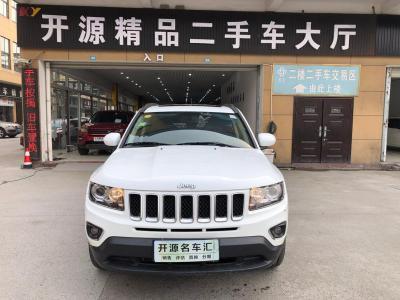 2014年9月 Jeep 指南者(进口) 2.4L舒适版 改款图片