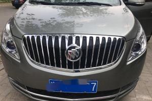 2013年8月 别克 GL8 豪华商务车 3.0 XT旗舰版