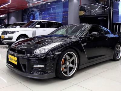 2015年8月 日产 GT-R(进口) 3.8T 黑金刚版图片