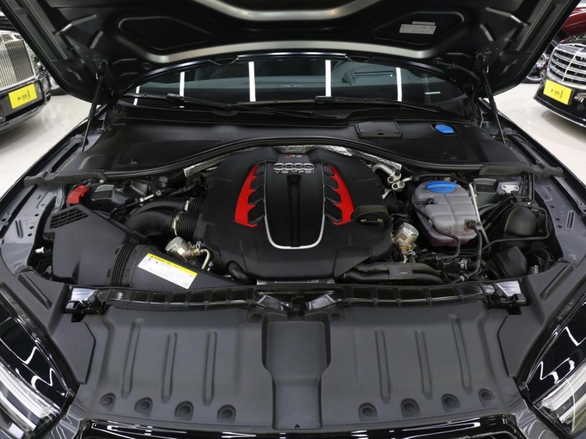 奥迪 奥迪S7  2016款 RS7 4.0T Sportback图片