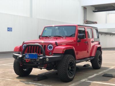 Jeep 牧马人  2014款 3.0L 四门图片