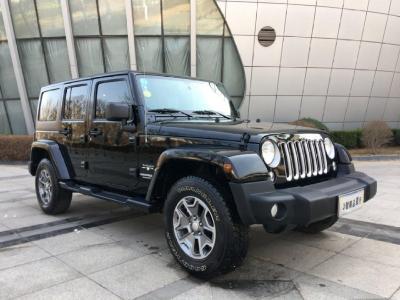 Jeep 牧馬人  2017款 3.0L 四門 舒享版圖片
