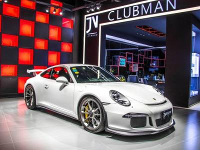 2014年6月 保时捷 911 GT3 3.8L 3.8L图片