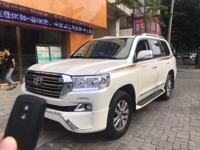 丰田 兰德酷路泽  2015款 4.0 4000 中东版