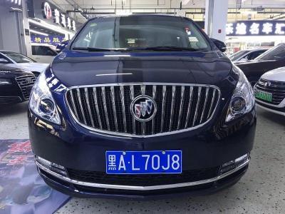 別克 GL8  2014款 3.0L GT豪華商務豪雅版圖片