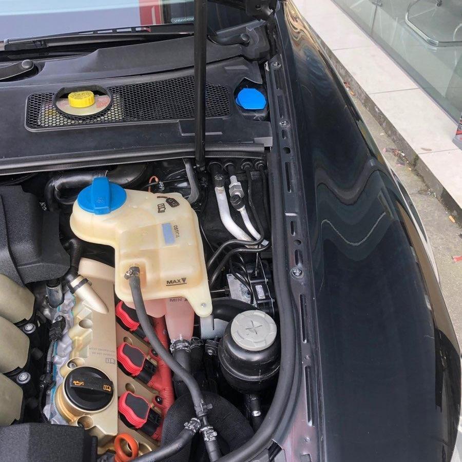 奥迪 奥迪A6L  2007款 A6L 3.2L 领先尊享型图片