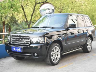 2012年8月 路虎 揽胜运动版(进口) 5.0 V8 NA HSE图片
