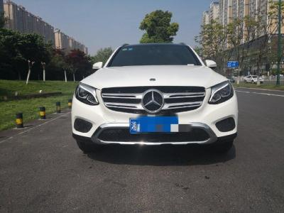 奔馳 奔馳GLC  2017款 GLC 200 4MATIC