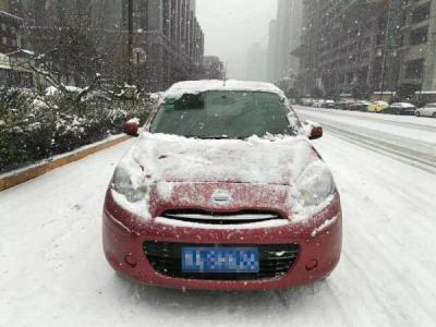 日产 玛驰 1.5 XL 易炫版图片