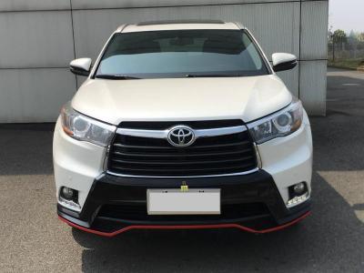 丰田 汉兰达  2018款 2.0T 两驱豪华版 7座