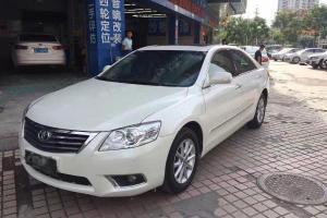 2011年8月 丰田 凯美瑞 2.4 240G 豪华型周年纪念版
