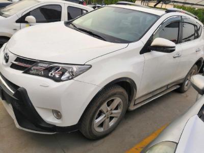 丰田 RAV4  2013款 2.5L 精英版