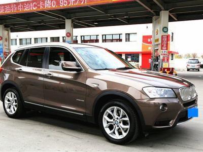 寶馬 寶馬X3  2011款 X3 3.0L 領先型圖片