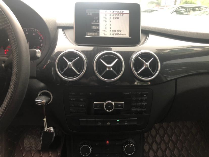 奔驰 奔驰B级  2012款 B 180图片