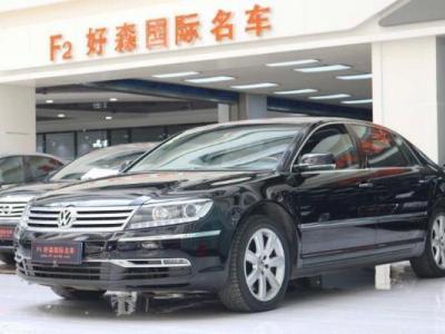 大众 辉腾 辉腾 2011款 3.6L V6 5座加长舒适版图片