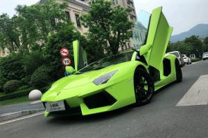 2017年6月 兰博基尼 Aventador  LP 700-4图片