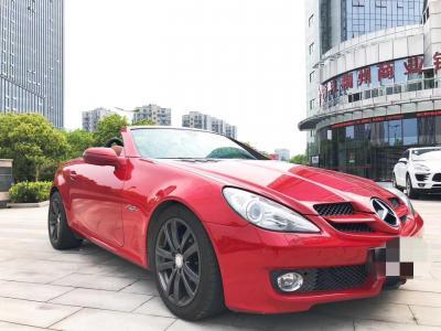 2011年6月 奔驰 奔驰SLK级(进口) SLK 300 Grand Edition图片