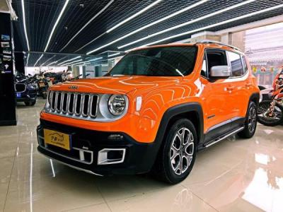 Jeep 自由侠  1.4T 智能版图片