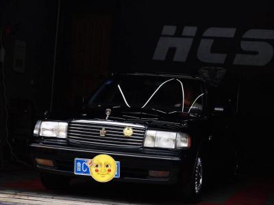 1995年1月 丰田 皇冠 3.0L图片