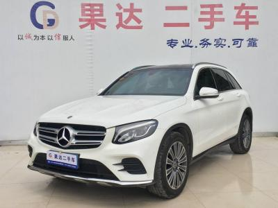 奔馳 奔馳GLC  2017款 GLC 260 4MATIC 動感型