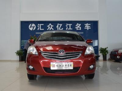 2012年3月 丰田 威驰 1.6L GL-i 天窗版 AT图片