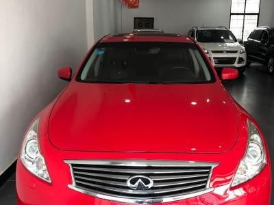 2011年12月 英菲尼迪 G系(进口) G37 Sedan图片