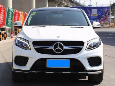 奔馳 奔馳GLE  2017款 GLE 400 4MATIC