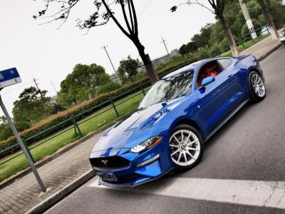 2018年10月 福特 Mustang(進口) 2.3L EcoBoost圖片