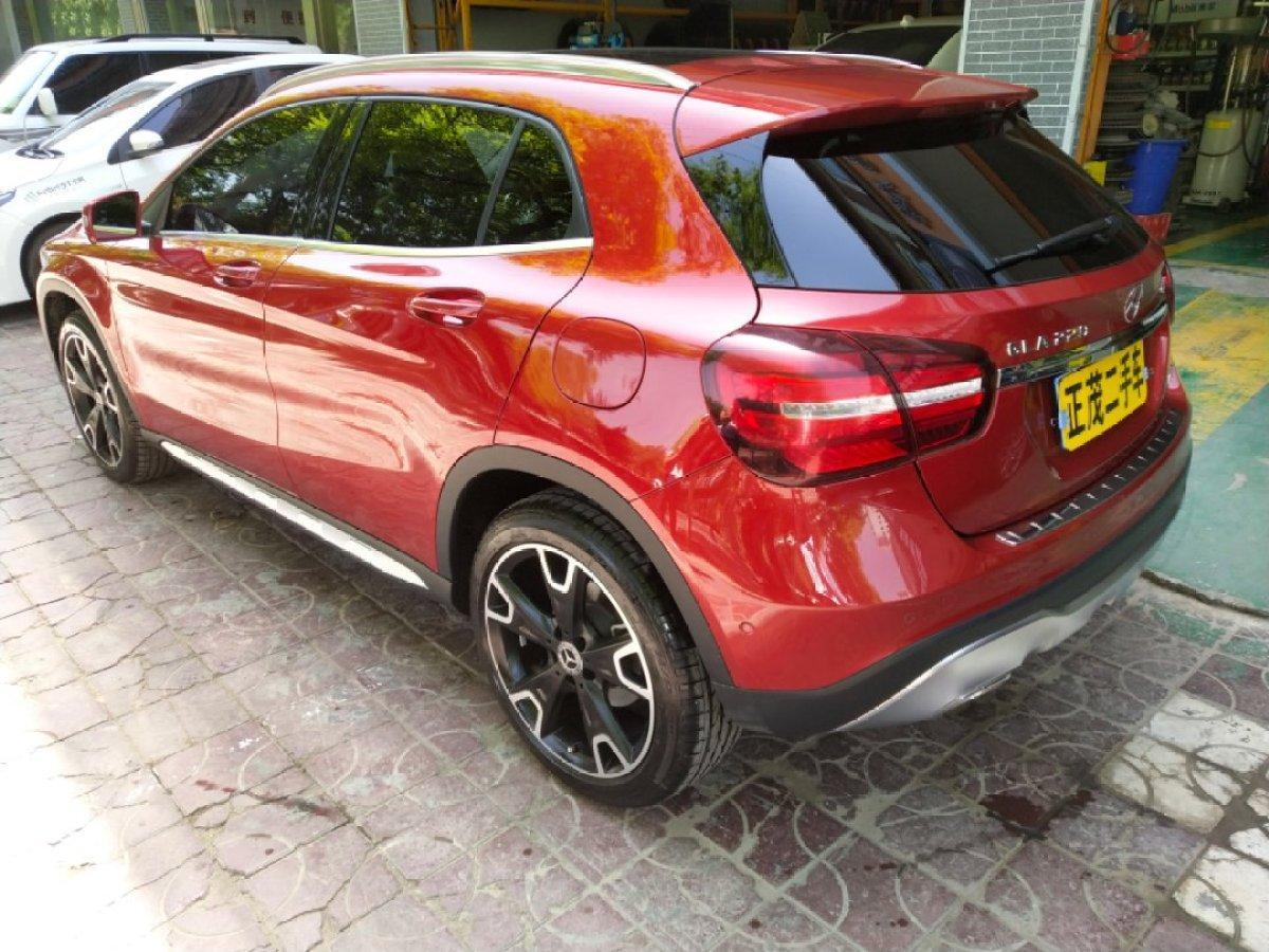 奔驰 奔驰GLA  2017款 GLA 220 4MATIC 时尚型图片