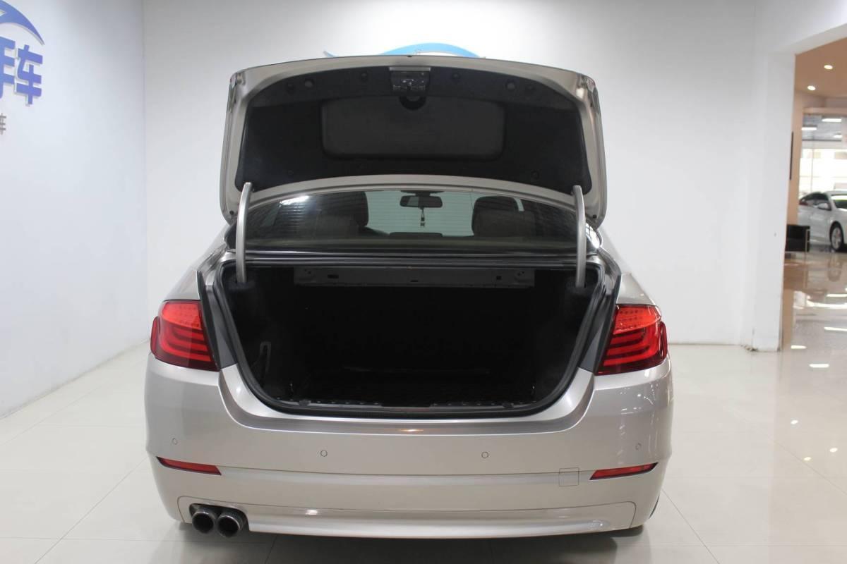宝马 宝马5系  2013款 530Li 领先型图片