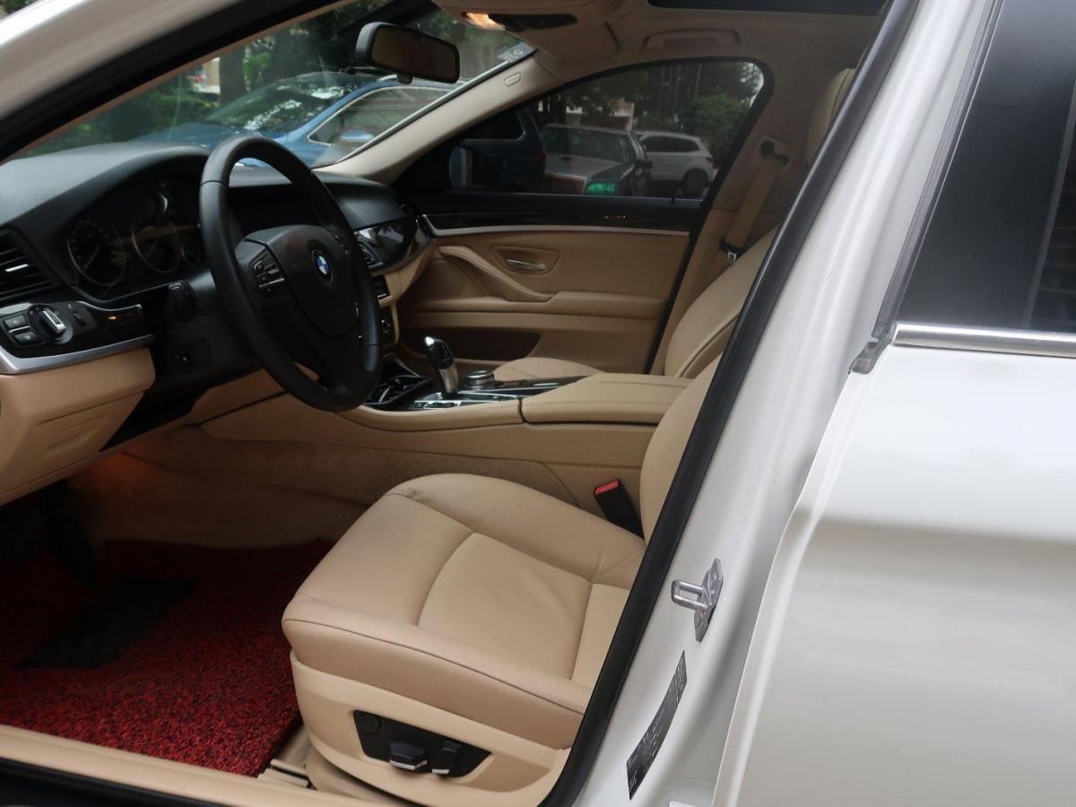 宝马 宝马5系  2013款 525Li 豪华型图片