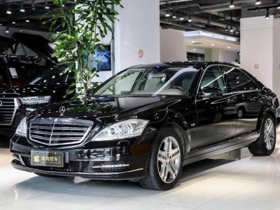 2012年7月 奔驰 奔驰S级(进口) S 600 L Grand Edition图片