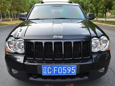 2010年5月 Jeep 大切诺基(进口) 3.7L图片