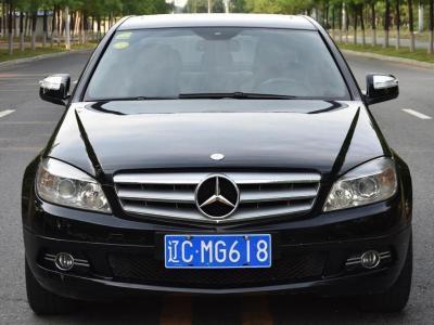 2008年6月 奔驰 奔驰C级(进口) C200豪华版图片
