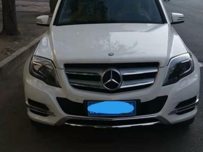 Benz Mercedes-Benz GLK Class  2013款 GLK 300 4MATIC 豪華型圖片