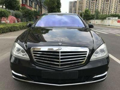 奔驰s300l(新款)豪华型 黑图片