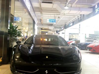 2014年2月 法拉利 458 4.5L Italia图片