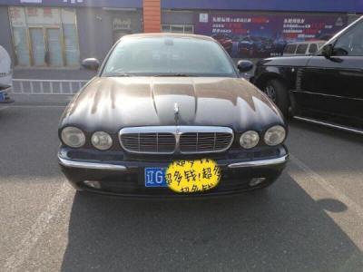 捷豹 XJ  6L 3.0图片