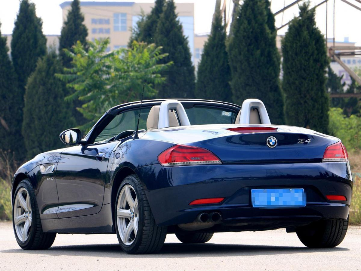 宝马 宝马Z4  2012款 sDrive28i领先型图片